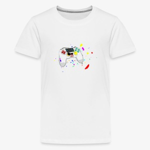 Neues Design - Teenager Premium T-Shirt