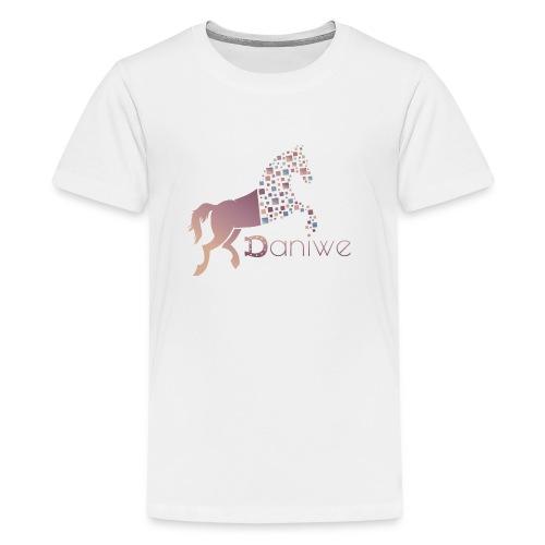 Daniwe - Teenager Premium T-Shirt