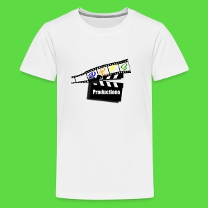 DRFS Productions - Teenager Premium T-shirt