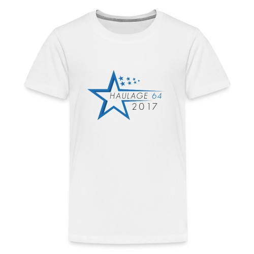 H64 2017 - Teenage Premium T-Shirt