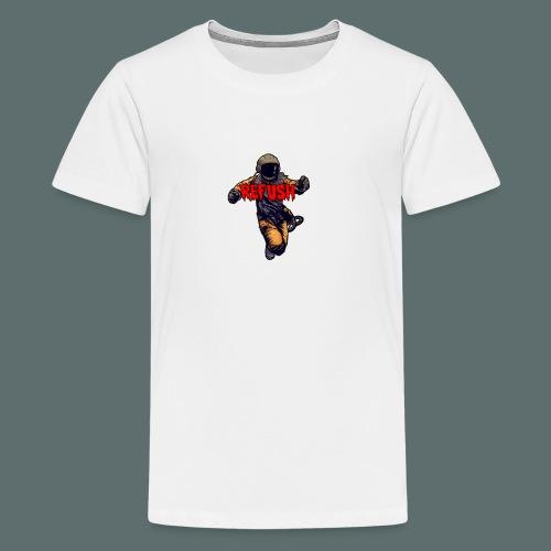 Insane Refush Hoodie - Teenager Premium T-shirt