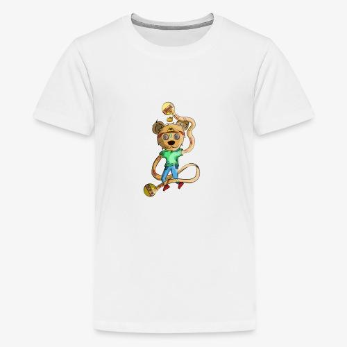 OSO HIPPIE - Camiseta premium adolescente
