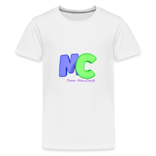 Team MarvCraft - Teenager Premium T-Shirt