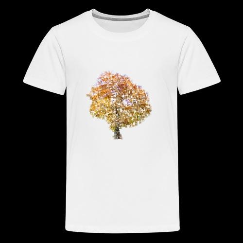 Tree Of Life - Teenager Premium T-Shirt