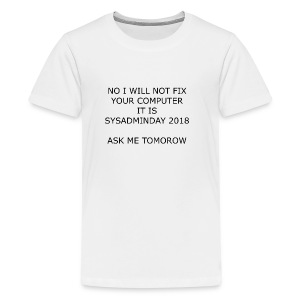 fixpc - Teenage Premium T-Shirt