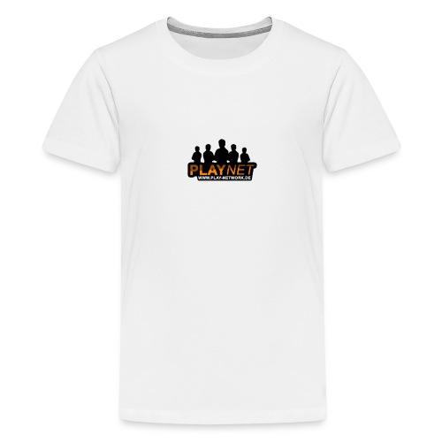 Playnetwork - Teenager Premium T-Shirt