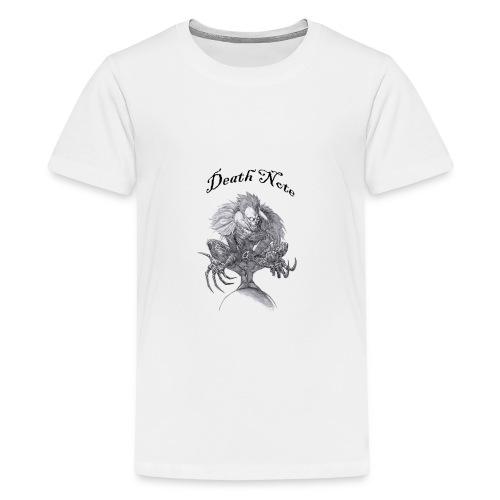 death note t-shirt - T-shirt Premium Ado