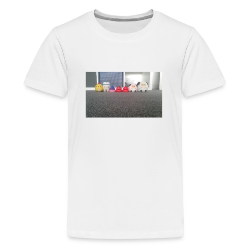 Squishys film merch - Teenage Premium T-Shirt