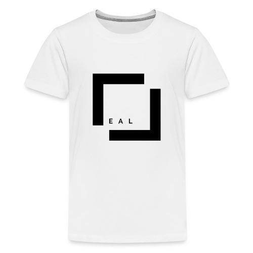 REAL LOGO - Teenager Premium T-Shirt