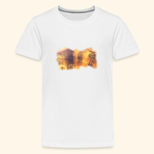 Boisé. FHuguenin-Virchaux. Scale 2ter copie - T-shirt Premium Ado