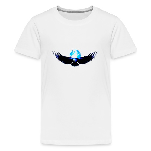 eagle earth - Teenager Premium T-shirt