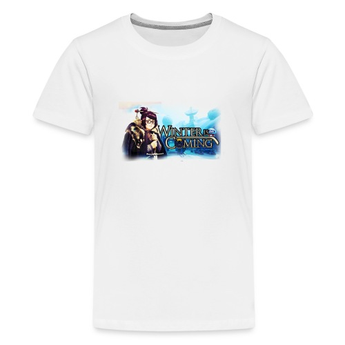 Overwatch and GameOfThrones Fusion - Teenage Premium T-Shirt