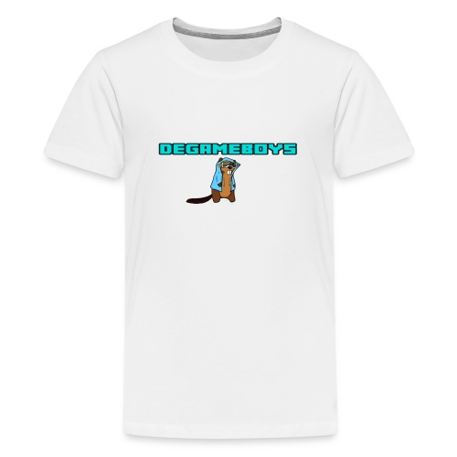DeGameBoys Trui - Teenager Premium T-shirt