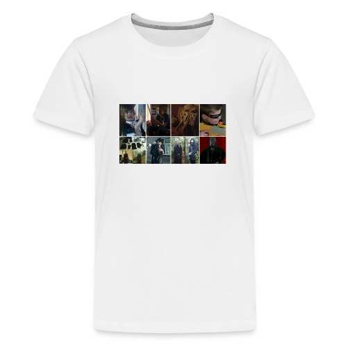 The Return Of The Sith Collage T-Shirt - Teenager Premium T-shirt