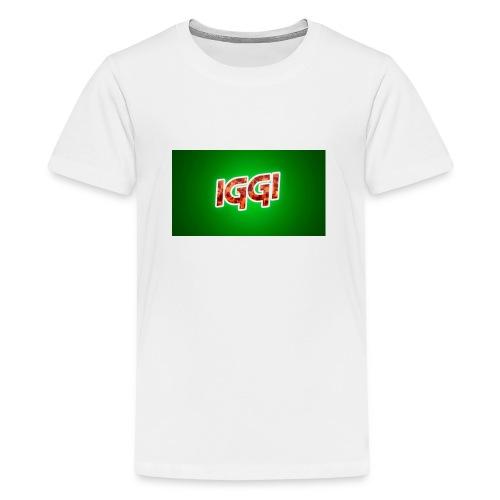 IGGIGames - Teenager Premium T-shirt