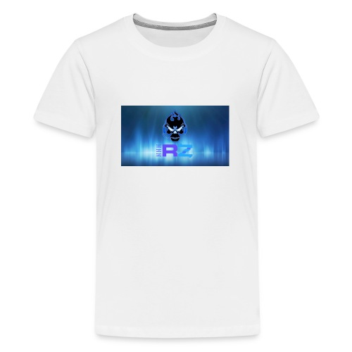 youtube logo - Teenage Premium T-Shirt