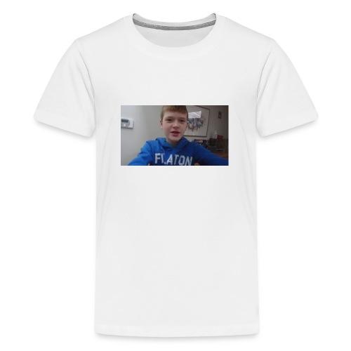 nieuwe t-shirtje - Teenager Premium T-shirt