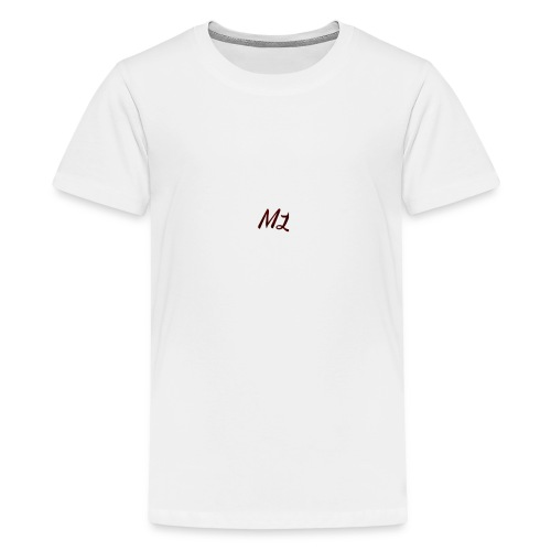 ML merch - Teenage Premium T-Shirt