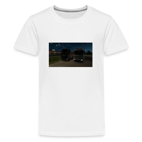 ETS 2 MP - Teenager Premium T-Shirt