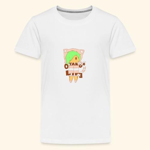 Chibi Otaku - Rosa [Mädchen Version] - Teenager Premium T-Shirt