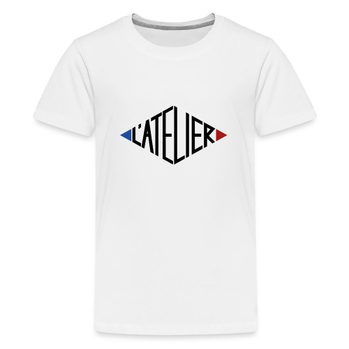 Logo L atelier - T-shirt Premium Ado