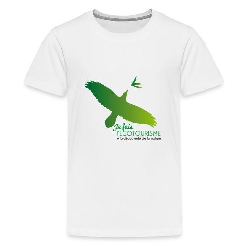 Écotourisme - T-shirt Premium Ado