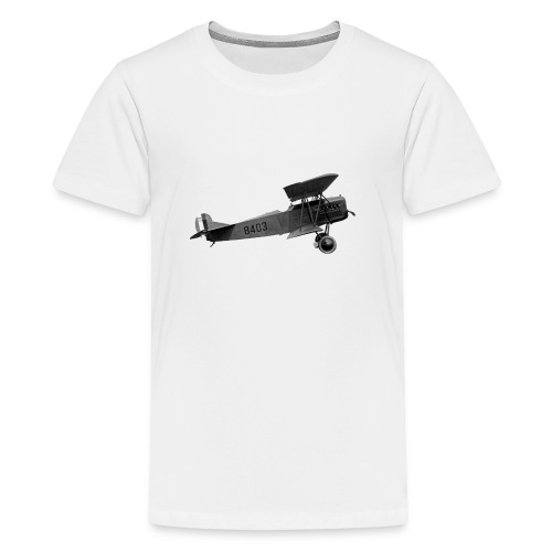 Paperplane - Teenage Premium T-Shirt