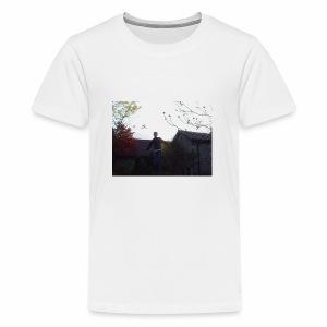 Frink Yannick Jumping - T-shirt Premium Ado