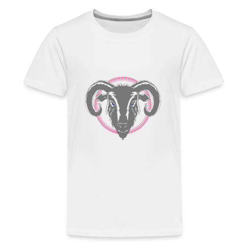 Goat - Teenager Premium T-shirt