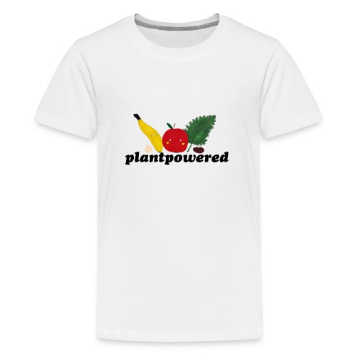 Plantpowered Fruit-Pals - Teenager Premium T-Shirt