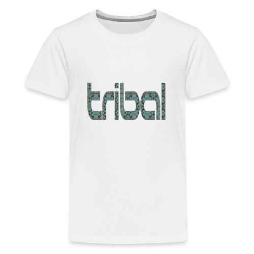 TribalPresence - Teenage Premium T-Shirt