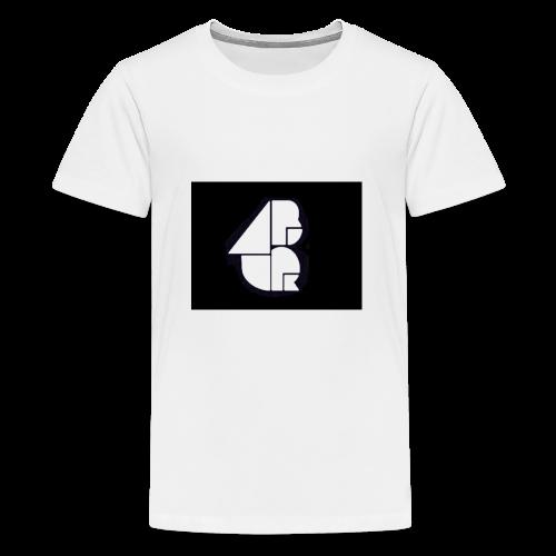 tbr hoodie black - Teenager Premium T-shirt
