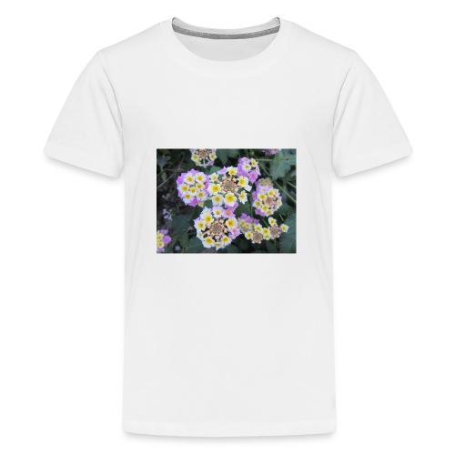 Flower power Nº8 - Camiseta premium adolescente