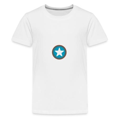Étoile américaine. - T-shirt Premium Ado