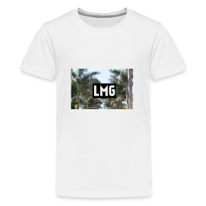 Tropical vibes - Teenage Premium T-Shirt