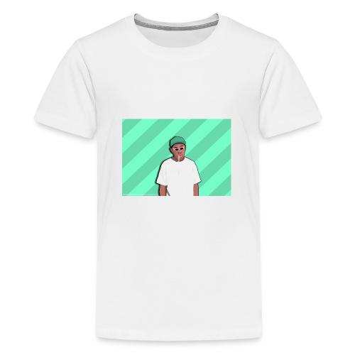 Tyler The Creator - Teenage Premium T-Shirt