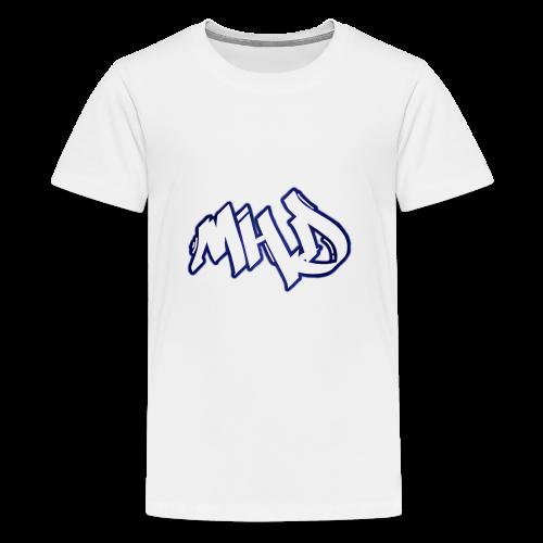 Carcasa I phone 5s Maonz H - Camiseta premium adolescente