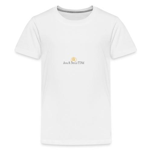 Ava and ben tdm - Teenage Premium T-Shirt