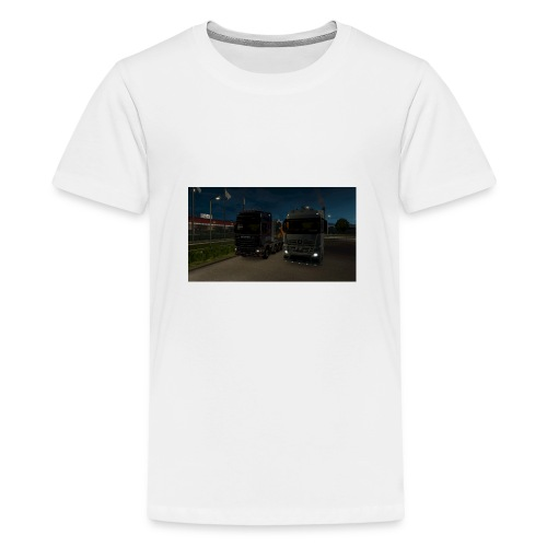 ETS 2 MP - Teenager Premium T-Shirt