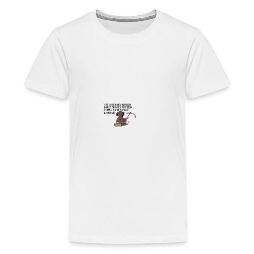 Comicità - Maglietta Premium per ragazzi