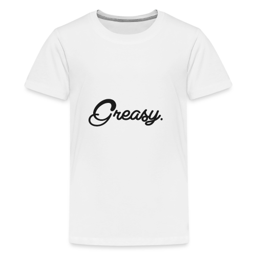 Greasy T-Shirt - Teenager Premium T-shirt