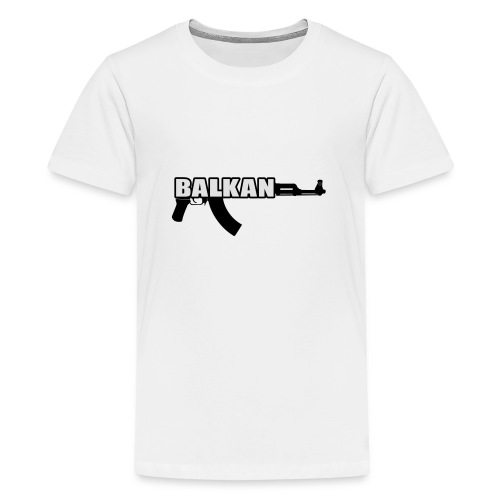 BALKAN - Teenage Premium T-Shirt