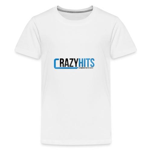 CrazyHIT - T-shirt Premium Ado