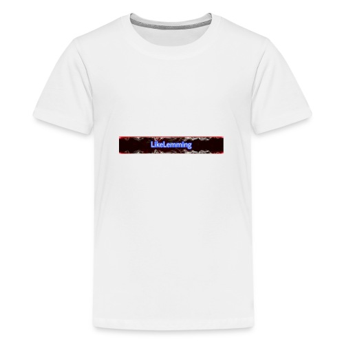 LikeLemming Banner - Teenager Premium T-Shirt