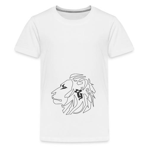 Weißer Gowe - Teenager Premium T-Shirt