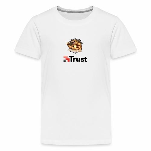 Prodotti Ufficiali con Sponsor della Crew! - Maglietta Premium per ragazzi