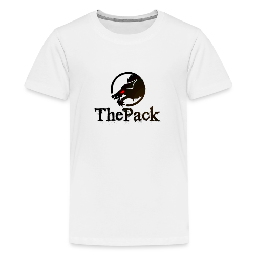 ThePack Logo klassisch - Teenager Premium T-Shirt