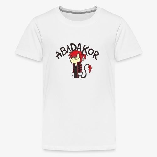 ABADAKOR - T-shirt Premium Ado
