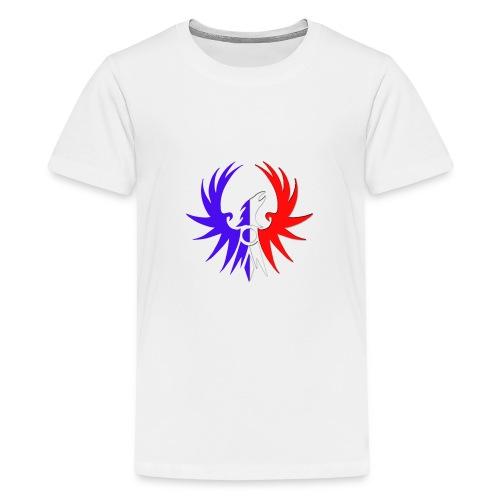 Emblème ATLAS au couleur de notre pays - T-shirt Premium Ado