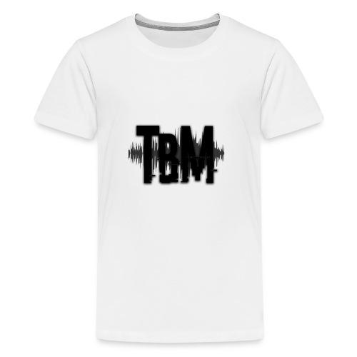 TBM Slogan - Teenager Premium T-Shirt